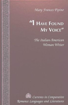 «I Have Found My Voice»