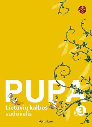 "Pupa. Lietuvių kalba. 2-oji knyga III klasei (serija ""Šok"")"
