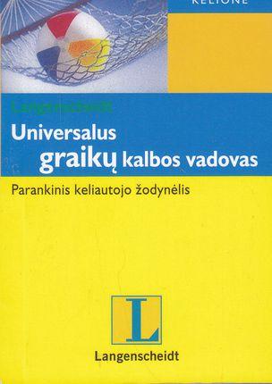 Universalus graikų kalbos vadovas