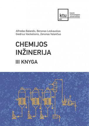 Chemijos inžinerija, III knyga