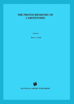The Photochemistry of Carotenoids