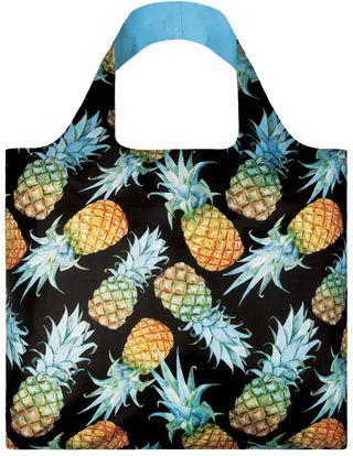 """LOQI pirkinių krepšys """"Juicy Pineapples"""""""