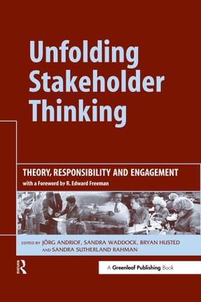 Unfolding Stakeholder Thinking
