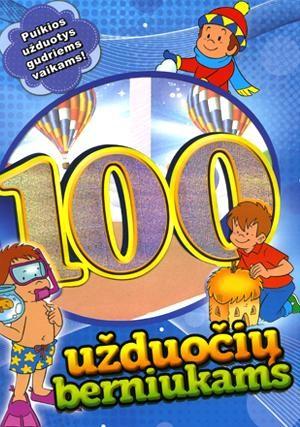 100 užduočių berniukams