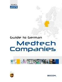 4th Guide to German Medtech Companies 2019