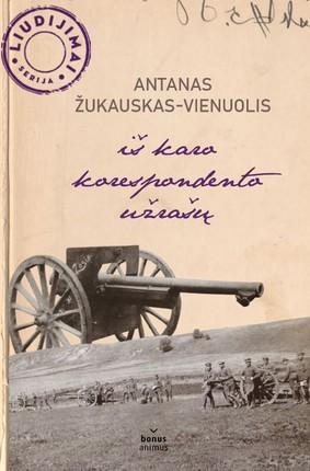 Iš karo korespondento užrašų