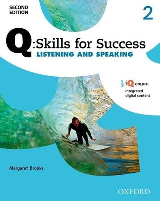 Q Skills for Success: Level 2. Listening & Speaking Student Book with iQ Online