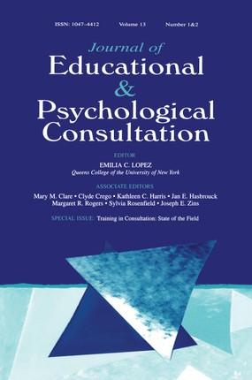 Training in Consultation