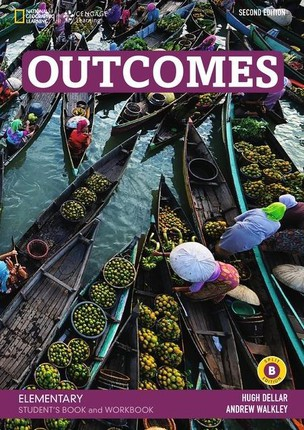 Outcomes A1.2/A2.1: Elementary - Student's Book and Workbook (Combo Split Edition B) + Audio-CD + DVD-ROM