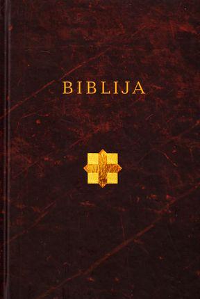 Biblija. Kanoninis leidimas