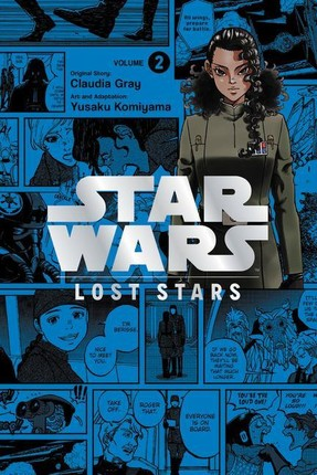 Star Wars Lost Stars, Vol. 2 (Manga)