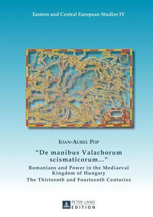 «De manibus Valachorum scismaticorum ... »