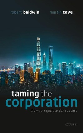 Taming the Corporation
