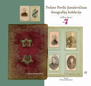 Prelato Povilo Januševičiaus fotografijų kolekcija. Albumas nr. 7