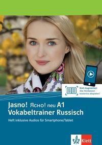 Jasno! neu A1. Heft + Klett Augmented