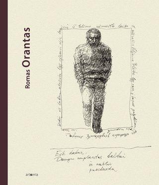 Romas Orantas: tapybos albumas