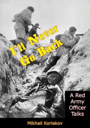 I'll Never Go Back