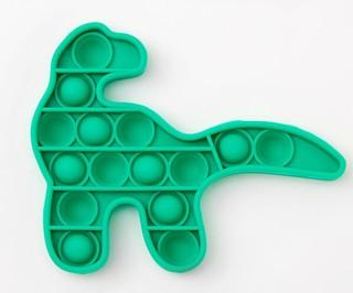 Antistresinis žaislas POP IT (dinozauras)