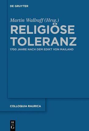 Religiöse Toleranz
