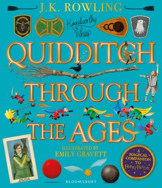 Quidditch Through the Ages. Illustrated Edition