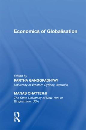 Economics of Globalisation