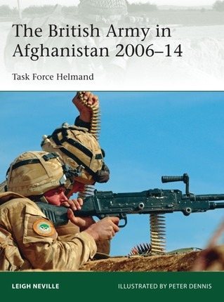 The British Army in Afghanistan 2006-14