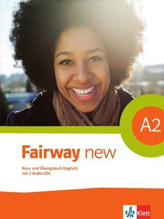 Fairway A2 new. Kurs- und Übungsbuch + 2 Audio-CDs + Online-Hörmaterial