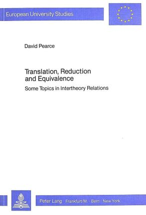Translation, Reduction and Equivalence