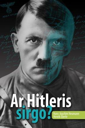 Ar Hitleris sirgo? (knyga su defektais)