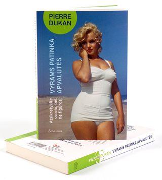 Vyrams patinka apvalutės. Atsikratykite svorio, bet ne figūros