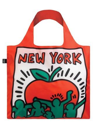 """LOQI pirkinių krepšys """"KEITH HARING New York"""""""
