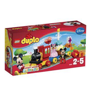 10597 LEGO® DUPLO® Mikio ir Minės gimtadienio paradas