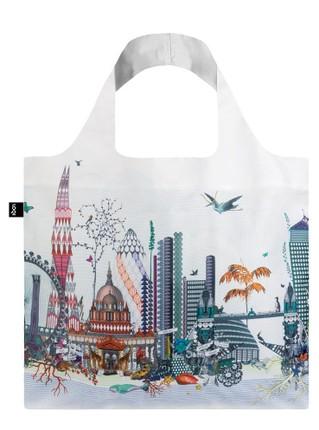 "LOQI pirkinių krepšys ""KRISTJANA S WILLIAMS INTERIORS London Bag"""