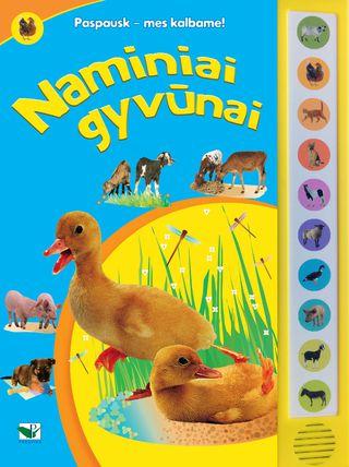 Naminiai gyvūnai: paspausk – mes kalbame