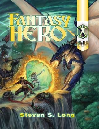 Fantasy Hero 6th Edition
