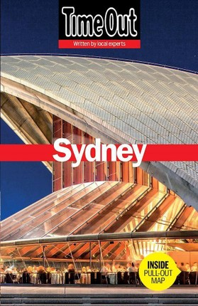 Time Out Sydney 8th edition