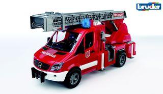 BRUDER gaisrinė auto, 02532