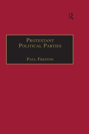Protestant Political Parties
