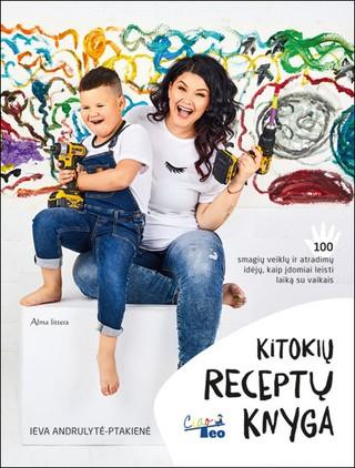 Kitokių receptų knyga
