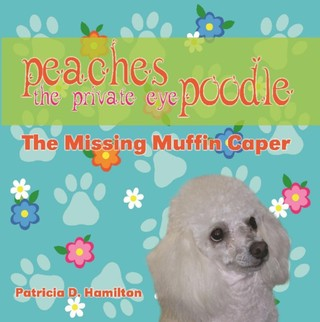 Peaches the Private Eye Poodle
