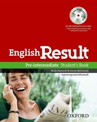 English Result. Pre-Intermediate. Student's Book with DVD-ROM