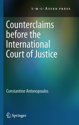 Counterclaims before the International Court of Justice
