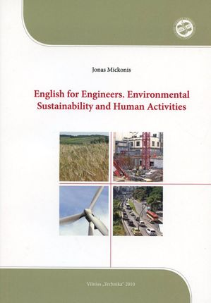 English for Engineers. Environmental Sustainability and Human Activities