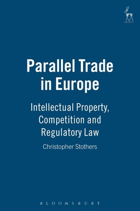 Parallel Trade in Europe