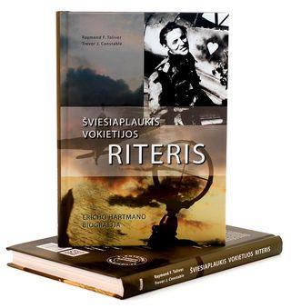 Šviesiaplaukis Vokietijos riteris. Ericho Hartmano biografija