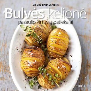 Bulvės kelionė. Pasaulio virtuvių patiekalai