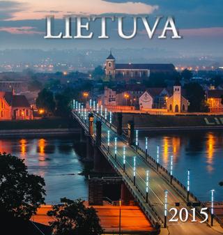 2015 metų kalendorius. Lietuva