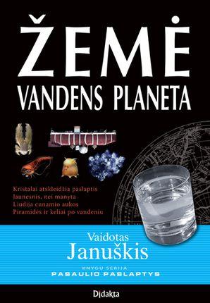 Žemė vandens planeta