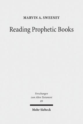 Reading Prophetic Books