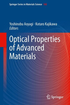Optical Properties of Advanced Materials